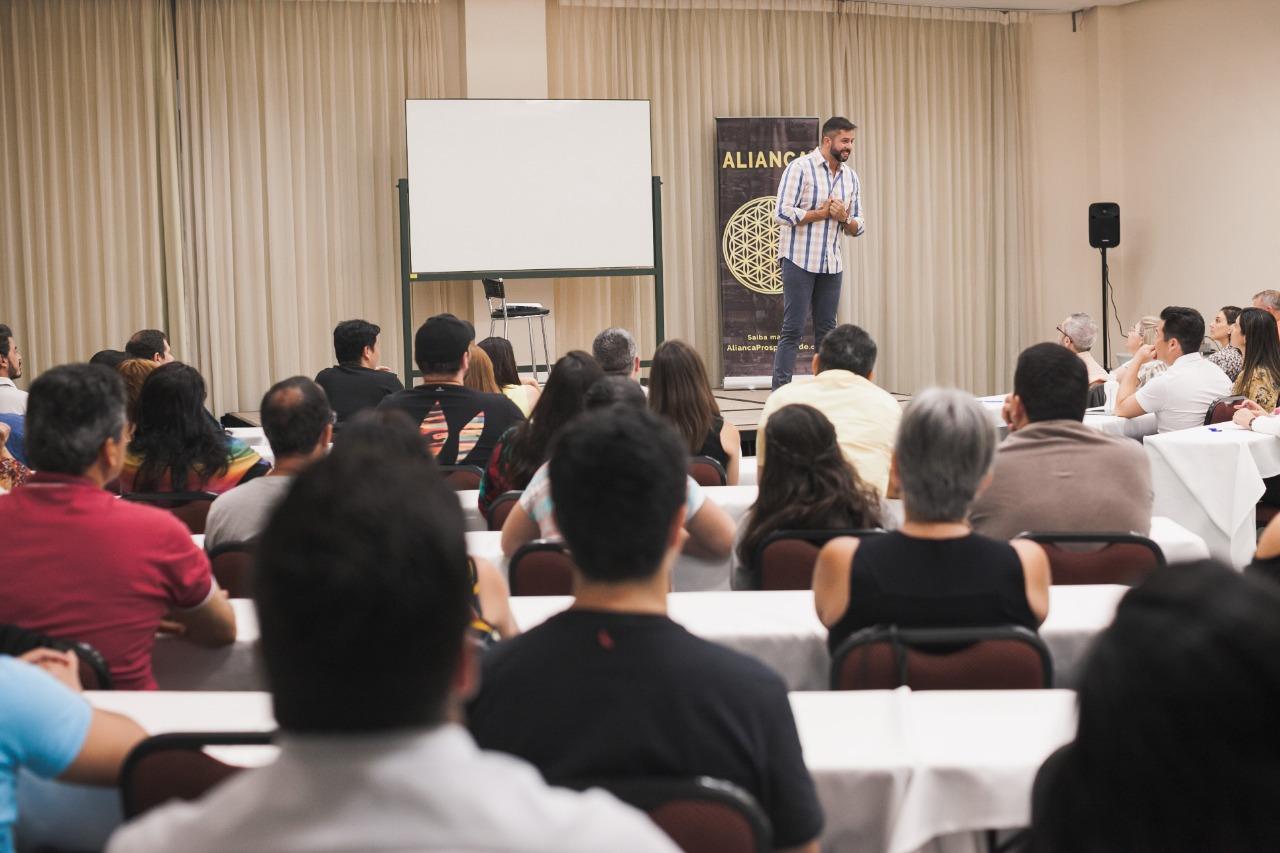 Fernando Reis - Seminário para Membros Aliança